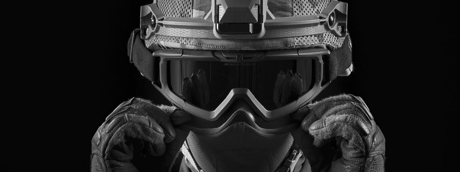 tactical equipment ballistic goggles