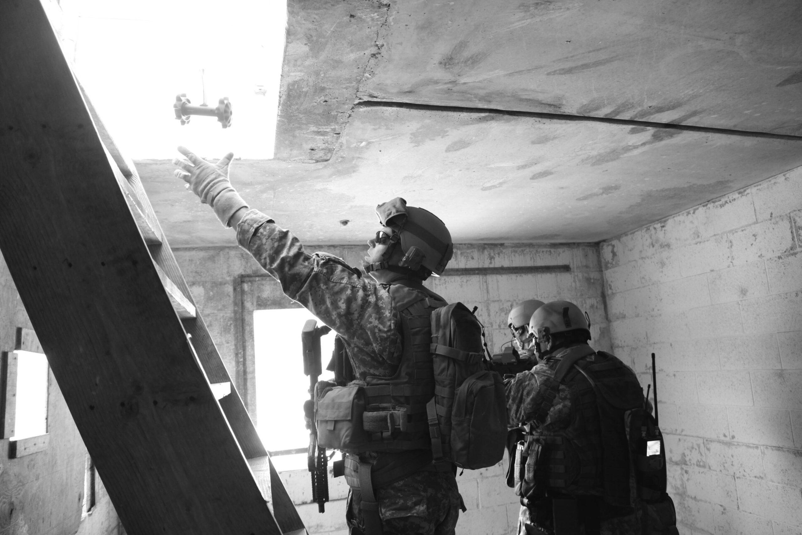 soldier UGV