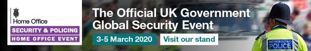 Security and Policing exhibition
