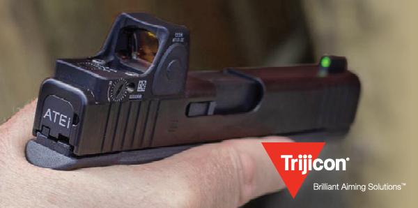 red dot for pistol